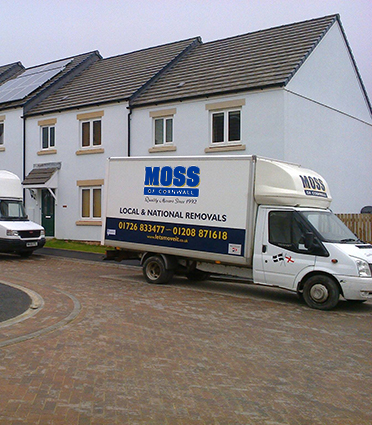National Removals Cornwall