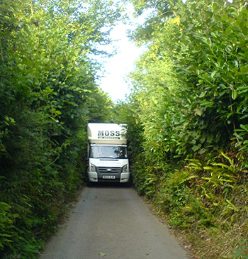 Removals Fowey