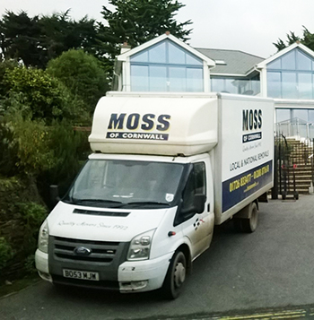 Cornwall Removals Lostwithiel